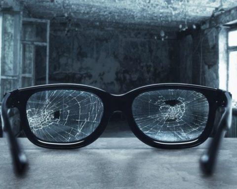 Old prescription Glasses