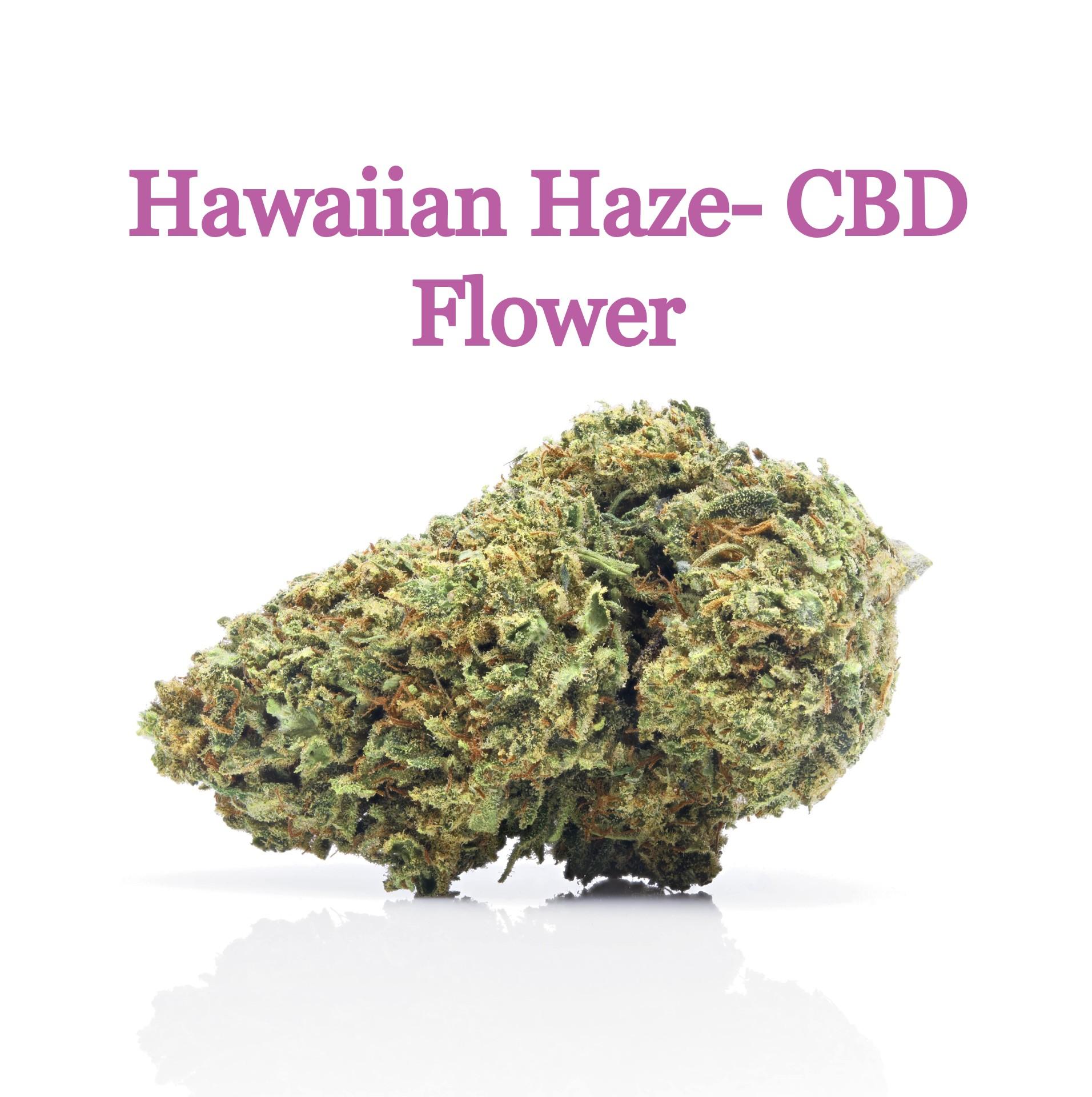 Hawaiian Haze Hemp Flower